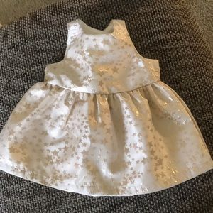 Infant sweater and dress ensemble. NWOT